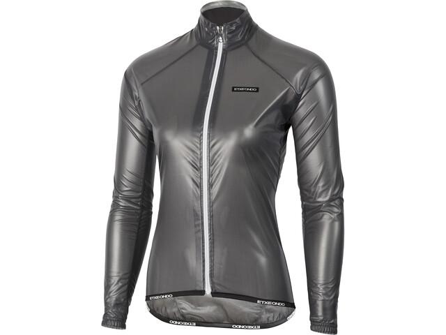 Etxeondo Busti Rain Jacket Dame black